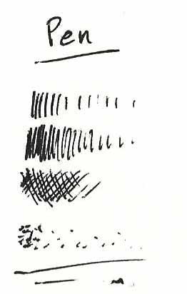 pen test lines
