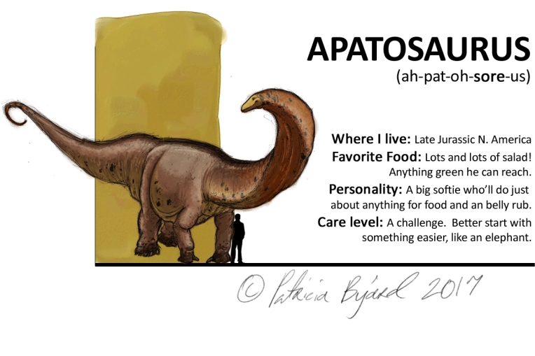 Apatosaurus box