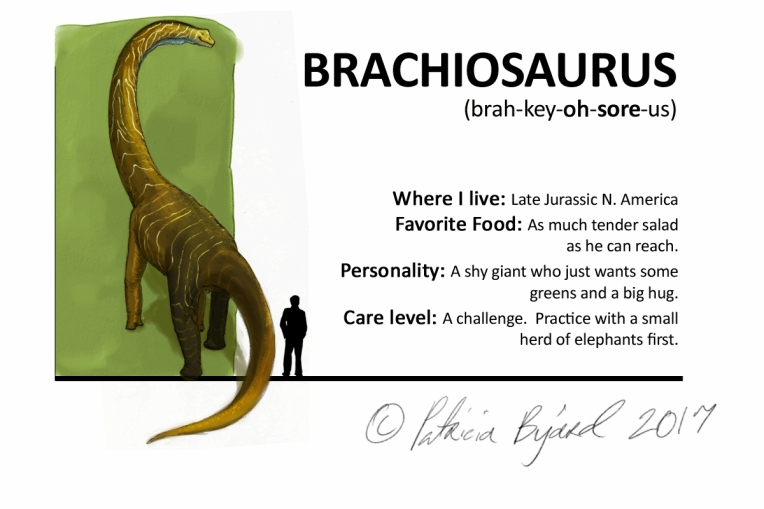 Brachiosaurus box